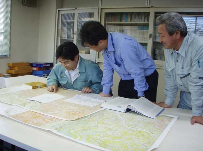 地質文献を調べる