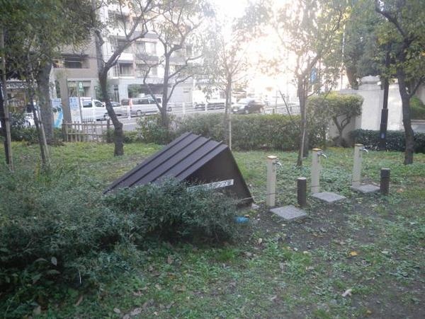 横網町公園さく井工事